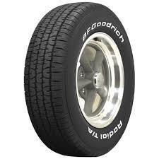 Radial T/A P215/60R15 93S RWL