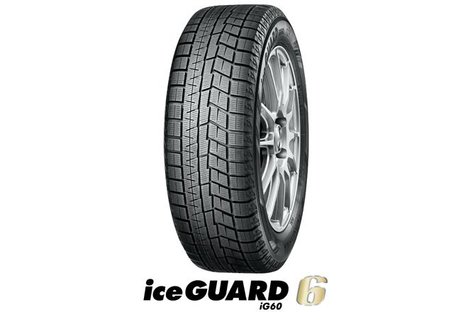 iceGUARD 6 iG60A 245/45R17 99Q XL