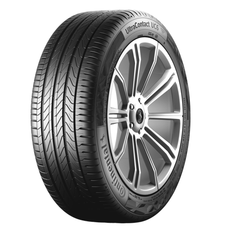 UltraContact UC6 for SUV 225/60R17 99V