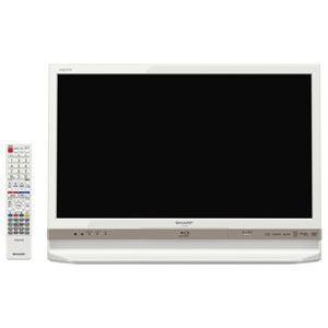 ☆LC-24R30-W [24インチ ホワイト系]AQUOS シャープ