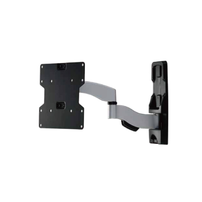 超高品質テレビ壁掛け金具 32-46インチ対応 下向き左右アームタイプ - AE222 ・・・