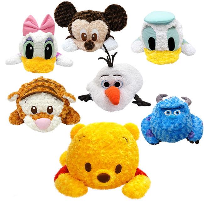Disney 特大 ぬいぐるみ くまのプーさん オラフ サリー デイジー ドナルド ミッキー ティガー 商品画像1:ASショップ