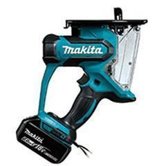マキタ【makita】18V6.0Ah充電式ボードカッター SD180DRGX★【電池2個・充電・・・