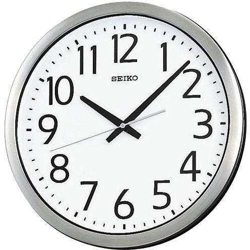 SEIKO(セイコー) 掛時計 オフィスタイプ 防湿・防塵型KH406・・・