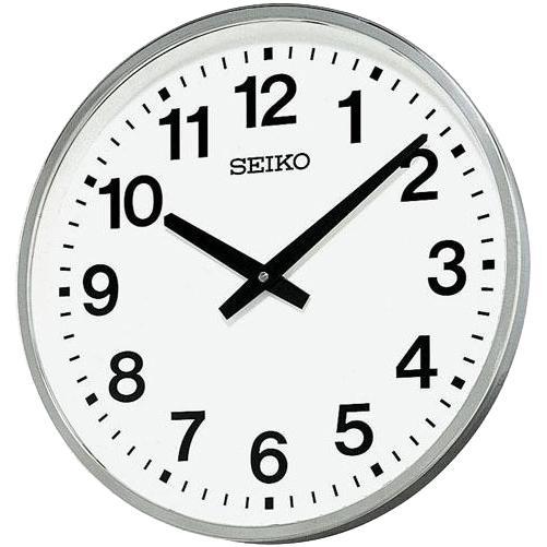 SEIKO(セイコー) 大型掛時計 オフィスタイプ 屋外・防雨型KH411・・・