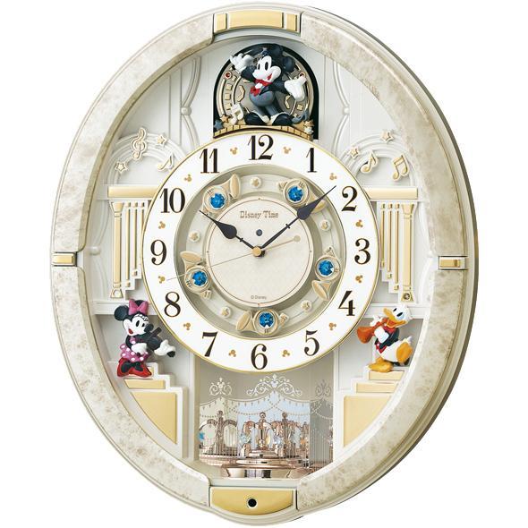 SEIKO(セイコー) 壁掛時計 『ディズニータイム ミッキー&フレンズ』 FW580・・・