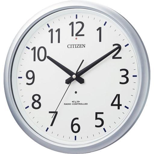 CITIZEN(シチズン) 電波掛時計 『スペイシーアクア493』 8MY493-01・・・