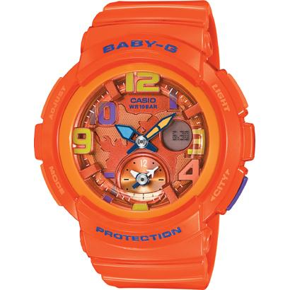 CASIO(カシオ) 腕時計 『Baby-G/Beach Traveler Series』BGA-190-4BJ・・・