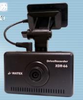 ドライブレコーダー XDR-66HG-B/ワーテックス