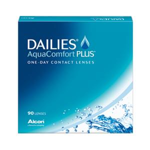 [処方箋不要]デイリーズ アクア コンフォートプラス バリューパック [90枚入り][1day] 商品画像1:アースコンタクト
