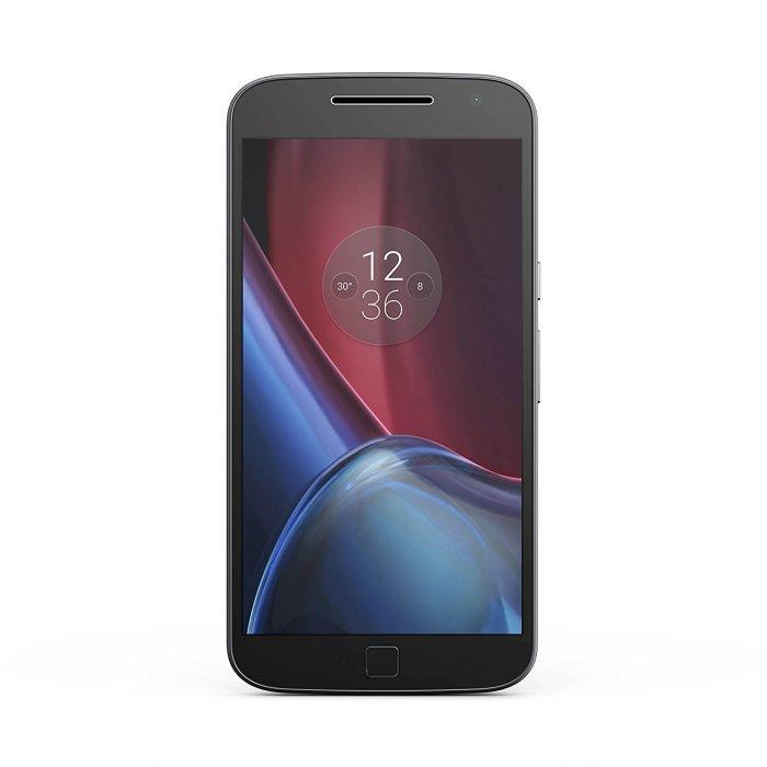 Motorola Moto G4 Plus SIMフリースマートフォン XT1642 ブラッ・・・