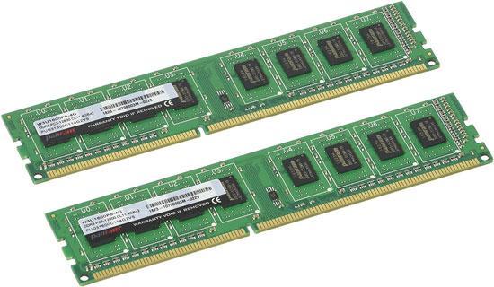CFD Panram■W3U1600PS-4G■DDR3 PC3-12800 4GBx2枚組■未開封
