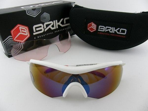サングラス BRIKO-SG-ENDURE-PRO-EVO-DUO-F134