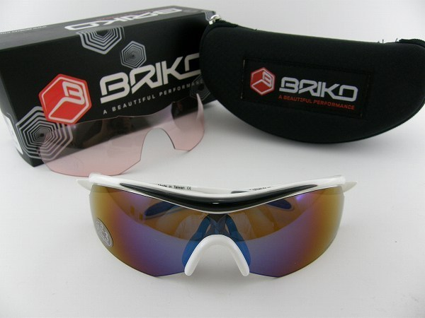 サングラス BRIKO-SG-ENDURE-PRO-EVO-DUO-DA