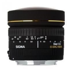 シグマ 8mm F3.5 EX DG CIRCULAR FISHEYE(ニコン用)