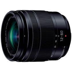 パナソニック H-FS12060 LUMIX G VARIO 12-60mm/F3.5-5.6 ASPH./POWER O.I.S・・・
