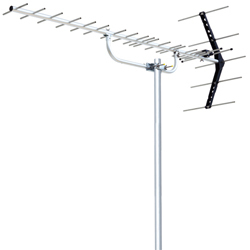 DXアンテナ UA20S UHF20素子アンテナ(ステンレス)