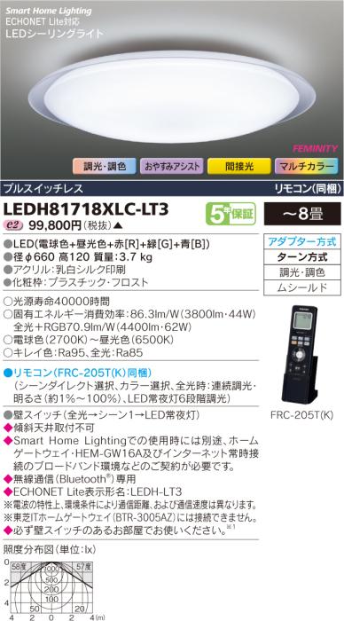 LEDH81718XLC-LT3