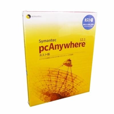 シマンテック Symantec pcAnywhere Host 12.1