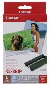 Canon  SELHY /キヤノン セルフィー インク&ペーパー36枚  KL-36IP:hitmarket