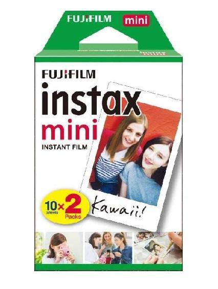 フジ チェキフィルム 2P instax mini 2P 【チェキ用フィルム20枚】本体同時購入は送料無料 7月7日出荷予定:hitmarket