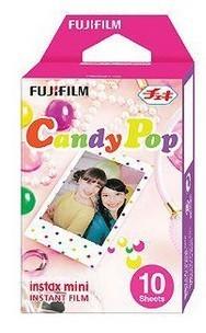 富士フイルム チェキフィルム/instax mini用 キャンディポップ 10個まとめ・・・