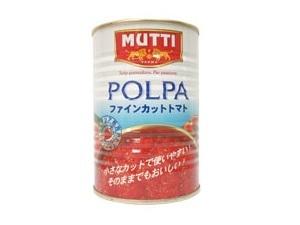 [MUTTI(ムッティ)] ファインカットトマト 400g x12缶