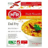 MTR READY TO EAT ダルフライカレー 300g
