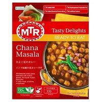 MTR READY TO EAT チャナマサラ 300g