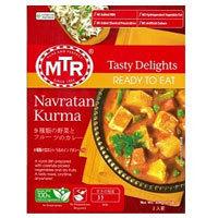 MTR READY TO EAT ナヴラタンコルマ 300g