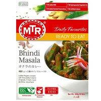 MTR READY TO EAT ビンディマサラ 300g
