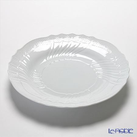 リチャードジノリ(Richard Ginori) ベッキオホワイト ラウンドプラター 29cm 商品画像2:ブランド洋食器専門店 ル・ノーブル
