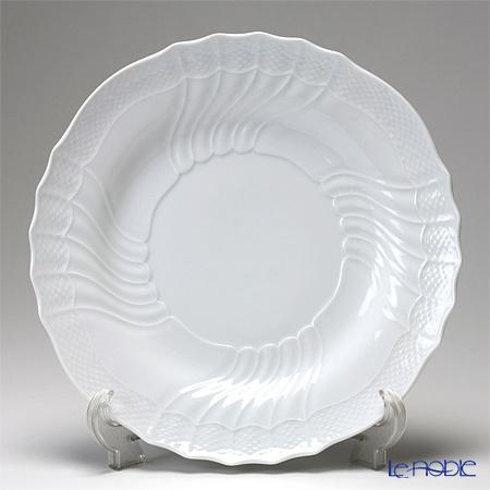 リチャードジノリ(Richard Ginori) ベッキオホワイト ラウンドプラター 29cm 商品画像1:ブランド洋食器専門店 ル・ノーブル