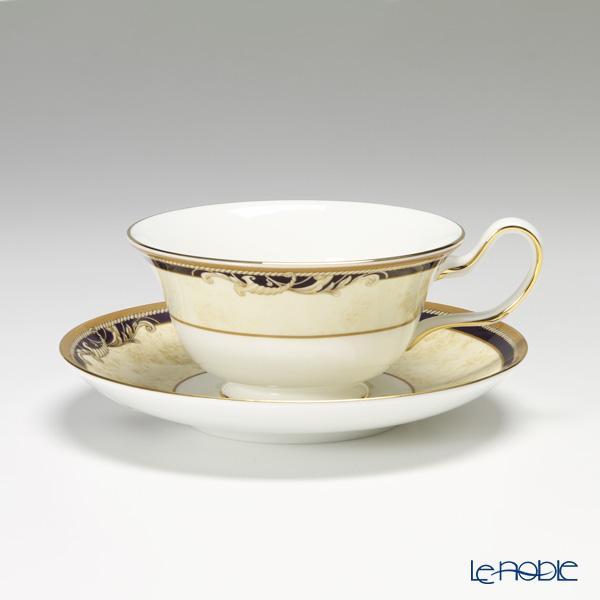 ウェッジウッド(Wedgwood) コーヌコピア ティーカップ&ソーサー(ピオニー・・・