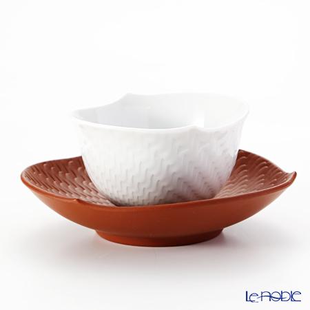 マイセン(Meissen) 波の戯れホワイト 29620/85759 スモールカップ 8.5cm(ソ・・・
