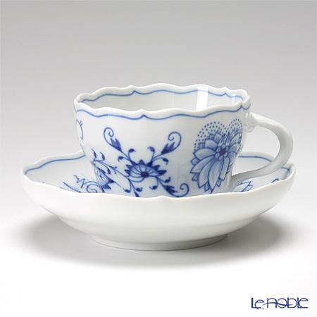 マイセン(Meissen) ブルーオニオン 800101/00582 コーヒーカップ&ソーサー ・・・