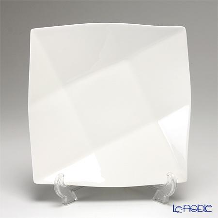 プリモビアンコ 白の器 スクエアディーププレート(M) 23c・・・