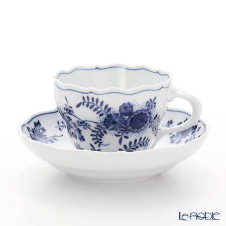 マイセン(Meissen)インド風の庭 813901/00582 コーヒーカップ&ソーサー 150・・・