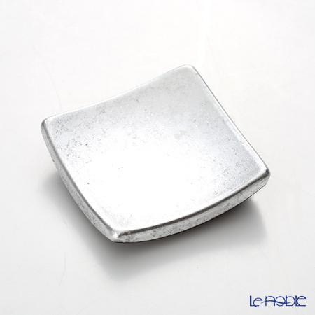 箔一 金の箸置き銀の箸置き 箸置き しずく(銀)