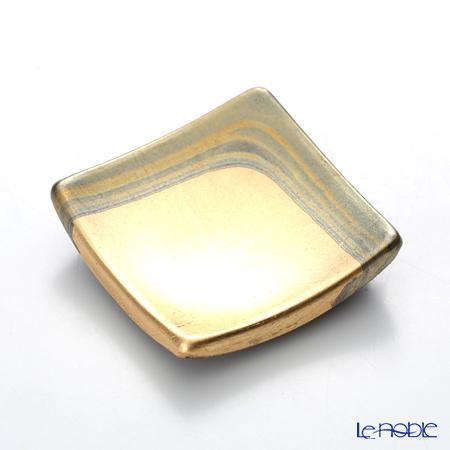 箔一 金の箸置き銀の箸置き 箸置き 古代箔