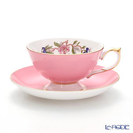エインズレイ ペンブロック #2901 ティーカップ&ソーサー(アセンズ) ピンク・・・