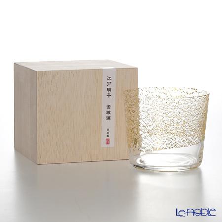東洋佐々木ガラス 江戸硝子 金玻璃 10895 フリーグラス 小(天空) 300m・・・