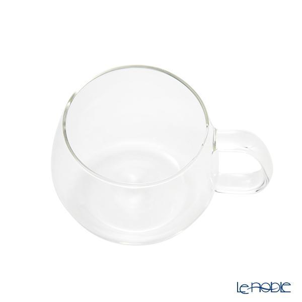 キントー 耐熱ガラス UNITEA カップ(S) 商品画像2:ブランド洋食器専門店 ル・ノーブル