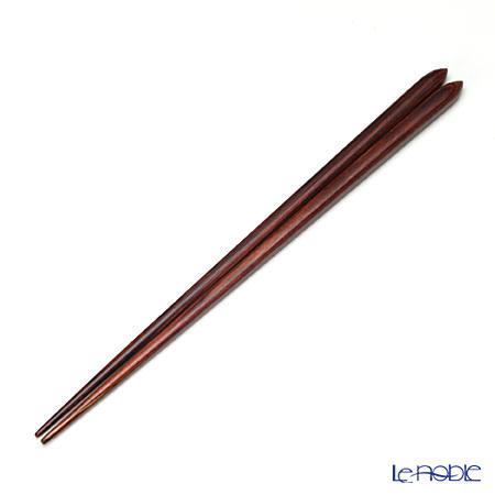 箸 天先丸 赤 23cm (食器洗浄機対応)