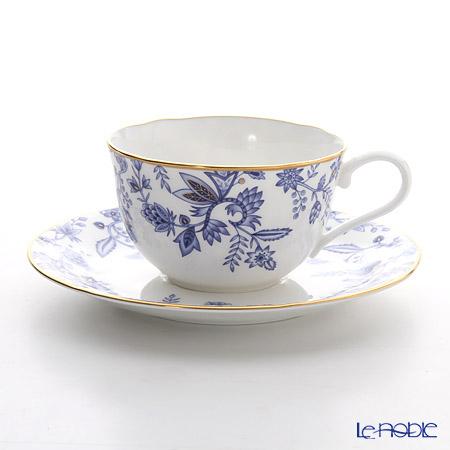 ノリタケ ブルーソレンティーノ T59387A/4562 ティー・コーヒー碗・・・