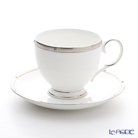 ノリタケ ロシェルプラチナ T50788A/4795 ティー・コーヒー碗・・・
