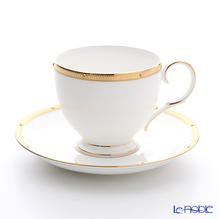 ノリタケ ロシェルゴールド T50788A/4796 ティー・コーヒー碗・・・