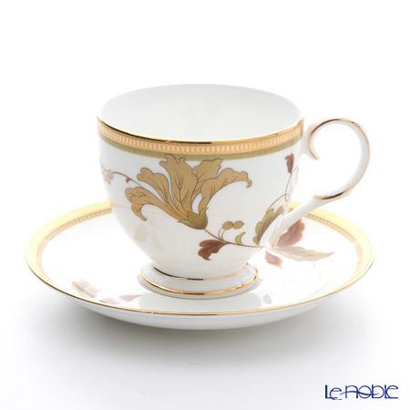 ノリタケ アイラ T50788A/4885 ティー・コーヒー碗皿