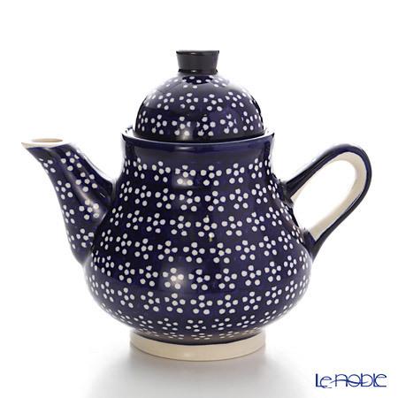 ポーリッシュポタリー(ポーランド陶器) ボレスワヴィエツ コーヒーポット 250・・・