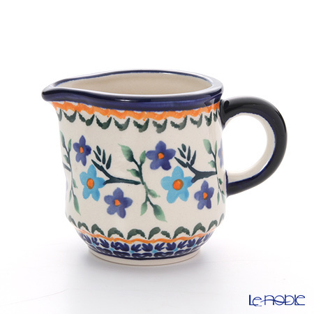 ポーリッシュポタリー(ポーランド陶器) ボレスワヴィエツ クリーマー 150ml/・・・